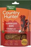 Natures Menu Dog Country Hunter Superfood Bars Chicken