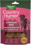 Natures Menu Country Hunter Superfood Bars Salmon