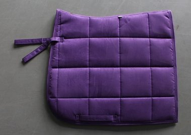 HB dressage suede puffer pad