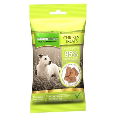 Natures Menu Chicken Dog Treats