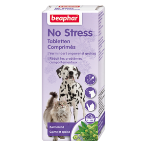 Beaphar No Stress Tabletten Hond/ Kat