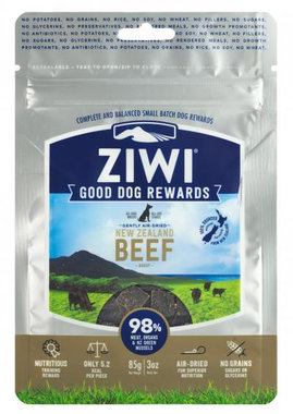 Ziwi Good Dog Rewards New Zealand Beef
