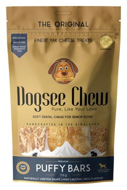 DogSee Chew Puffy Bars