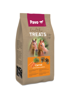 Pavo Healty Treats wortel