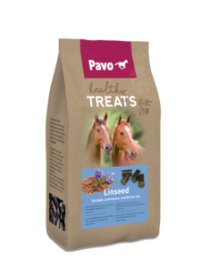 Pavo Healty Treats Lijnzaad