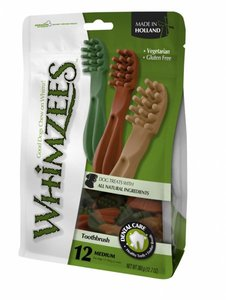 Whimzees Tandenborstel M value pack