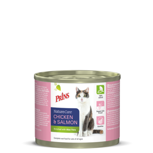 Prins NatureCare Cat Chicken & Salmon