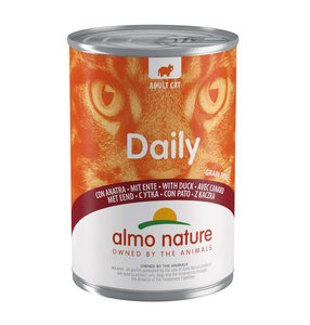 Almo Nature Cat Daily Eend