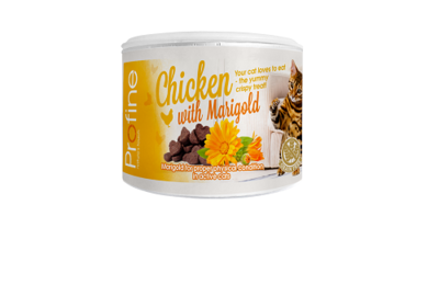 Profine Crispy cat snack Chicken with Marigold