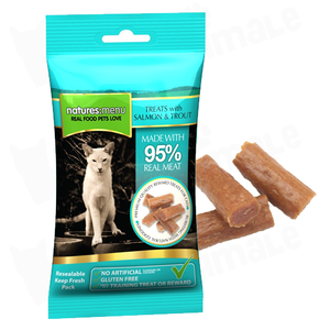 Natures Menu Cat Treats Salmon & Forel