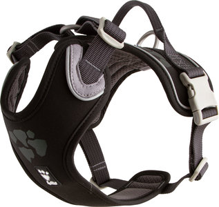 Hurtta_Weekend_Warrior_Harness_Zwart
