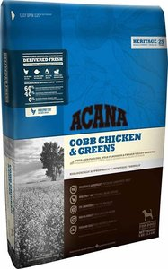 Acana Dog Heritage Cobb Chicken & Greens