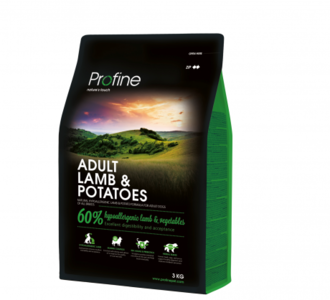 Profine Adult Dog Lam & Potatoes