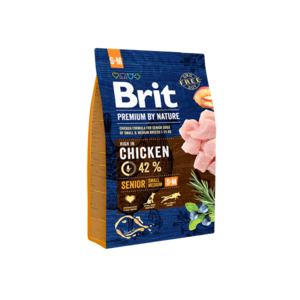 Brit Premium by Nature Senior S + M